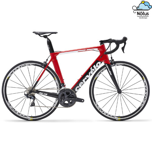 2018 서벨로 S3 ULTEGRA 8000 (RED/BLACK/WHITE) 로드자전거